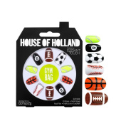 House Of Holland False Nails - Gym Bag Sports Nails (24 Nails) [Gym Bag, 4116702, LL_0601]