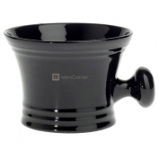 Shave - Porcelain Large Bowl in Black mencorner. Com