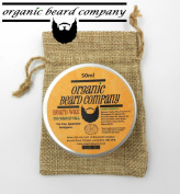 Organic The Wakeup Call Beard Wax 50ml