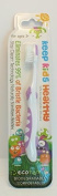 Ecofam Toothbrush Children Purple XyloBurst 1 Toothbrush