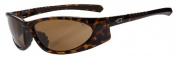Dual Eyewear FP1 Polarised 2.0 Bifocal Sunglasses, Tortoise Brown