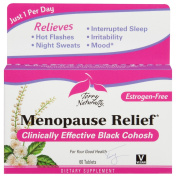 Torry Naturally Menopause Relief Black Cohosh Tablets, 60 Ct