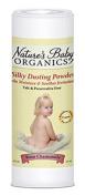 Nature's Baby Organics Silky Dusting Powder, Fragrance Free, 120ml