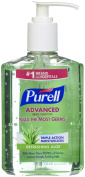 Purell Hand Sanitizer, Aloe, 240ml, 4 Ct