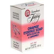 Grandpa's Bar Soap with Olive Oil and Chamomile Orange Essence, 100ml