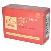 Nubian Heritage Mango Butter Bar Soap with Shea & Cocoa Butter, Vitamin C 150ml