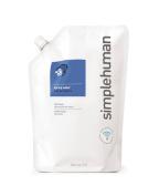 Simplehuman Spring Water Moisturising Liquid Hand Soap, Refill Pouch, 1010ml