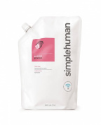 Simplehuman Geranium Moisturising Liquid Hand Soap, Refill Pouch, 1010ml