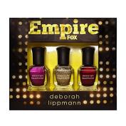 Deborah Lippmann 'Empire' Nail Colour Trio (Limited Edition)