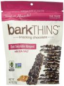 Bark Thins Snacking Chocolate Dark Chocolate Almond with Sea Salt 140ml