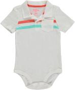 OshKosh Baby Boys Stripe Polo Bodysuit