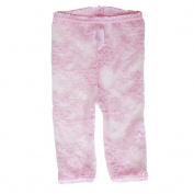 Baby Bella Maya Lacy Leggings, Pink, 3T