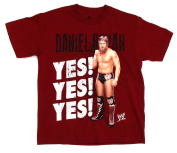 WWE Daniel Bryan YES YES YES Toddlers Short-Sleeve T-Shirt - 7
