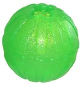 Starmark Medium/Large Everlasting Fun Ball Dog Toy in Green