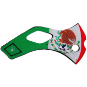 """Elevation Training Mask 2.0 """"Mexico"""" Sleeve Only - Small"""