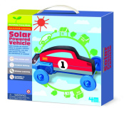 4M Solar Powered Vehicle Toy