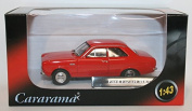 Oxford Diecast 1/43 Scale - CR042 - Ford Escort MK1 - Red
