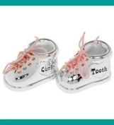 Baby Bootie Tooth/Curl Set