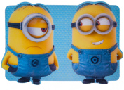 New! 3D Despicable Me Minion Placemats