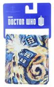 Doctor Who Bi-Fold Wallet Van Gogh Exploding TARDIS