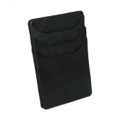 Paul & Taylor Mens Leather Compact Magic Elastic Band Organiser Wallet