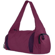 Augusta 1141A Competition Bag With Shoe Pocket, Maroon, All