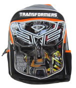 Backpack - Transformers - Bumblebee Optimus Prime Boys New 084251