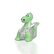 Bling Jewellery 925 Sterling Silver Dragon Animal Bead.