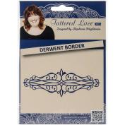 Tattered Lace Metal Die-Derwent Border