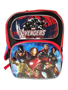 Backpack - Marvel - Avengers Age of Ultron 41cm Large School Bag New 613068