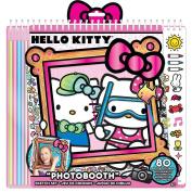 Hello Kitty Photo Booth Sketch Portfolio