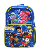 Backpack - Paw Patrol - Ready For Action School Bag Boys New 288714