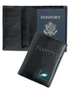 Philadelphia Eagles Leather Passport Cover
