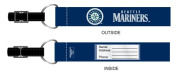 Seattle Mariners 2-Pack Luggage ID Tags