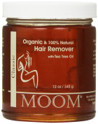 Moom Classic Hair Remover Refill, Tea Tree, 350ml