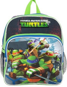 Mini Backpack - Teenage Mutant Ninja Turtles - 4 Turtles New 658731