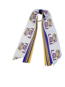Louisiana State LSU Ponytail Streamer