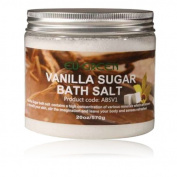 Royal Massage EU Green Bath Salt, Vanilla Sugar, 590ml