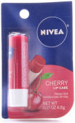 Nivea A Kiss Of Cherry Fruity Lip Care 5ml Carded Pack