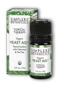 Yeast Aid Simplers Botanicals 5 ml Liquid