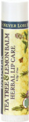 Badger Tea Tree & Lemon Balm Herbal Lip Care, Classic
