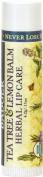 Badger Tea Tree & Lemon Balm Herbal Lip Care, Classic
