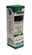 Nature's Answer Organic Tea Tree Oil, 15ml