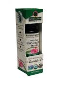 Nature's Answer Organic Eucalyptus Oil, .150ml