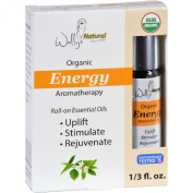 Wally's Natural Products Organic Aromatherapy Blend, Energy, 10ml