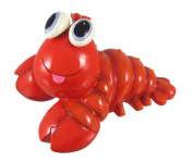 Red Bobble Eyed Lobster Coin Bank