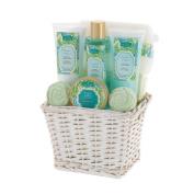 Home Locomotion Cucumber Basil Bath Gift Set