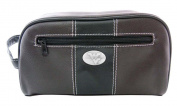 ZeppelinProducts WVU-MTB1-BRW West Virginia Toiletry Bag Brown