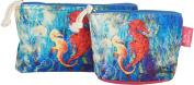 Leoma Lovegrove Hitchhiker 2-pc. Cosmetic Bag Set One Size Multi