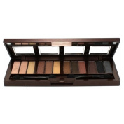 CITY colour Barely Exposed Eye Shadow Palette - Day/Night 12 Colours